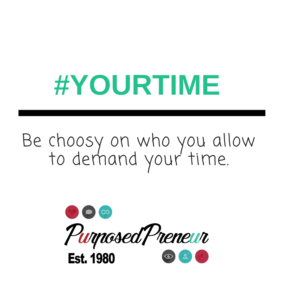 #YourTime